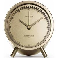 レフ・アムステルダム◆LEFF Amsterdam Tube◆チューブクロック置き時計(ブロンズ)◆ピート・ハイン・イーク