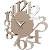 CALLEADESIGN◆caffelatte◆WANDUHR RUSSELL ラッセル掛け時計 ( カフェレット)◆トリエステ製