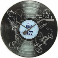 NEXTIME◆NEXT 8184◆All the Jazz・すべてのジャズ 掛け時計◆ティムスーンホーフェン