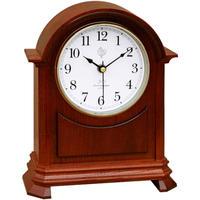 JVD◆HS12.2◆アワーストライク 置き時計 (ブラウン)◆ウェストミンスター◆チェコ共和国、東欧時計