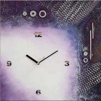 K-Edition◆K1022◆ハンドメイド・デザイン壁掛け時計◆K-エディション、アート時計