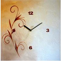 K-Edition◆k1228◆ハンドメイド・デザイン壁掛け時計◆K-エディション、アート時計
