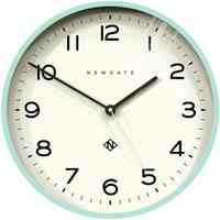 ニューゲート◆NUMTHR129AM◆ナンバースリーエコークロック  大型掛け時計 (アクアマリン、37㎝)◆Number Three Echo Clock