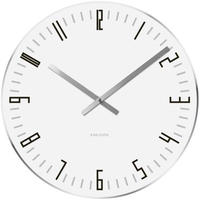 カールソン◆KARLSSON  KA4923◆スリムインデックス 掛け時計◆Slim Index Clock