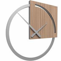 CALLEADESIGN◆WANDUHR KARL◆カール 壁掛け時計 (ウォールナット)◆トリエステ