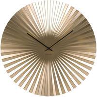 カールソン◆KARLSSON  KA5658GD◆センス 掛け時計(ゴールド50cm)◆Sensu Clock Large