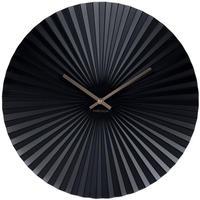 カールソン◆KARLSSON  KA5657BK◆センス 掛け時計(黒40 cm)◆Sensu Clock Medium
