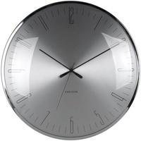 カールソン◆KARLSSON  KA5662◆ドーム型 掛け時計(アルミニウム)◆Dragonfly Wall Clock