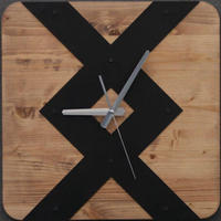 RED CANDY CRUSHES◆デンバー掛け時計 NORTHDENVER◆DENVER WALL CLOCK