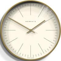 ニューゲート◆Newgate OSLO160RAB35◆オスロ掛け時計◆Oslo Wall Clock - Marker Dial