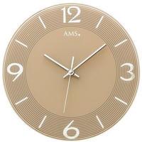 アームス ◆AMS 9572◆シンプルな掛け時計◆ドイツ製クォーツムーブメント