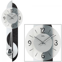 アームス ◆AMS 7299◆天然石モザイク 掛け時計◆ドイツ製クォーツムーブメント  のコピー