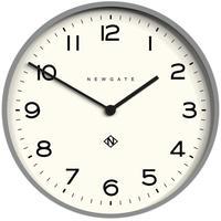 ニューゲート◆NUMONE149PGY◆ナンバーワンエコークロック  大型掛け時計 (グレー53㎝)◆Number One Echo Clock