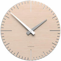 CALLEADESIGN◆WANDUHR Exacto◆Exacto 壁掛け時計 (オークデカペ)◆トリエステ