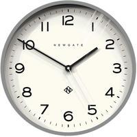 ニューゲート◆NNUMTHR129PGY ◆ナンバースリーエコークロック  大型掛け時計 (グレー37㎝)◆Number Three Echo Clock