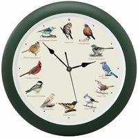 マーク・フェルスタイン◆Mark Feldstein DLB023GR◆鳥の掛け時計