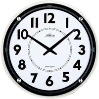 アトランタ◆Atlanta  4434◆エクストラフラット壁掛け時計◆アトランタバイパラゴン