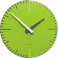 CALLEADESIGN◆WANDUHR Exacto◆Exacto 壁掛け時計 (アップルグリーン)◆トリエステ