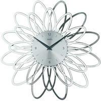 アームス ◆AMS 9362◆フローラルデザイン 掛け時計◆ドイツ製クォーツムーブメント
