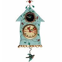 アレン デザイン スタジオ◆P8008◆小鳥と花のお部屋◆ALLEN DESIGN  STUDIO