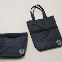 龍紋トートバッグ Totebag with dragon crest (symbol of Ryuseiha)
