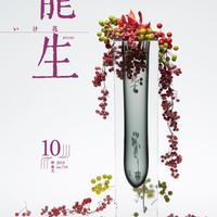 """月刊『いけ花龍生』2019年10月号【国内送料無料】Monthly """"Ikebana Ryusei"""" magazine  Oct.2019 issue"""