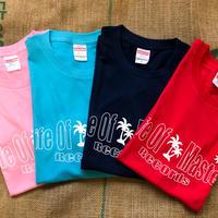Life of Master Records T-shirt (Pink)
