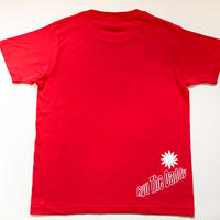 Life of Master Records T-shirt (French red)