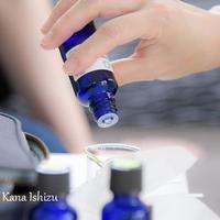 アロマブレンド入門1Day講座 アロマ香水づくりワークショップ