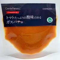 トマトたっぷりの酸味のあるガスパチョ