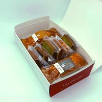 パウンドケーキ ハーフ&カット【8個入】
