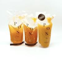 【自分で選べる】北海道産昆布と柑橘の『白醤油ぽん酢』3本セット