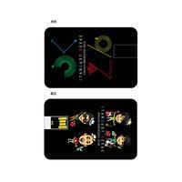 楽園音楽祭2018 カード型USBメモリー