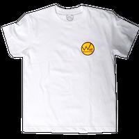 胸ワンポイントTシャツ
