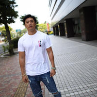 SUMMER STYLE AWARD  Tシャツ 【MENS】(PINK×BLACK)
