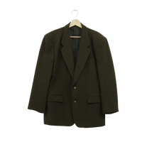 American casual single jacket(khaki)