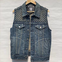 【SMG】denim vest 〜from D〜