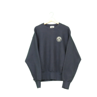 【90's Lee CROSS GRAIN】sweat(navy)