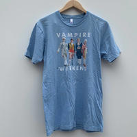【VAMPIRE WEEKEND】 t-shirt 〜from D〜