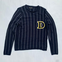 【DUAL VIEW】 knit 〜from D〜
