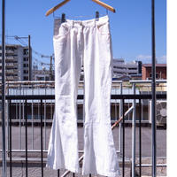 【John  Galliano】flare pants