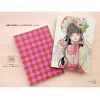 花かざりの文庫本ノート