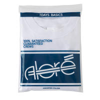 saby / SS2021 / WIDE NECK 2PACK T-SHIRTS -saby x ALORE-