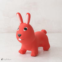 JUMPY rabbit red