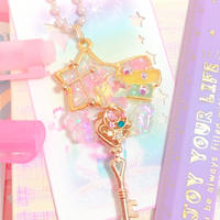 ☆Miracle comet key☆ネックレス