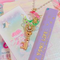 🌟まじかる☆ドリーム  ムーン キー☆ ネックレス🌟