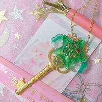 MiracleMagicalStarKey Emerald magic