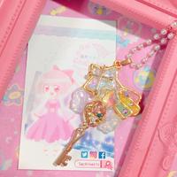 ☆Miracle comet key☆ネックレス