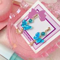 Papillon bleu