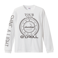 《endroll》LONGSLEEVE T【WHINE/M】